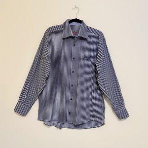 Marcello Sport Men's Long Sleeved Dress Sh…